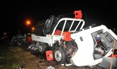 Trágico accidente en Limpio: Imputan a primo de menor fallecido