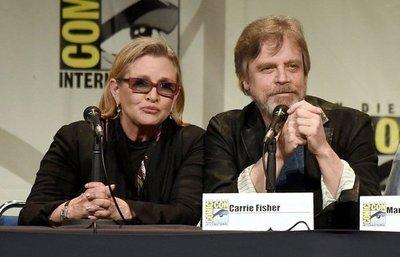 """Leia, la princesa de los """"rebeldes"""""""