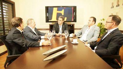 Expresidentes destacan nueva cultura empresarial