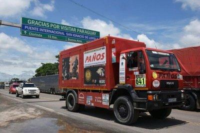 Cierran la Costanera y otros tramos por el Rally Dakar