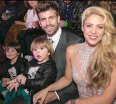 Visita de Shakira y Piqué a Barranquilla causa furor