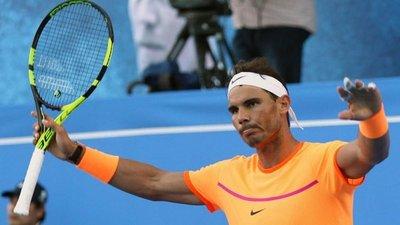 Brisbane, línea de salida de Nadal, Ferrer y Stan