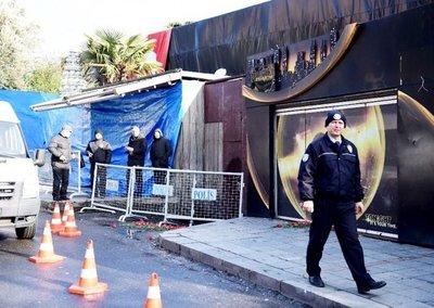 EI reivindica la matanza en disco turca