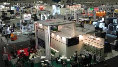 Las grandes ferias de Asia atraen a empresas locales