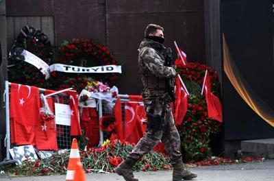 Identificado el autor de la matanza en la megadiscoteca de Estambul
