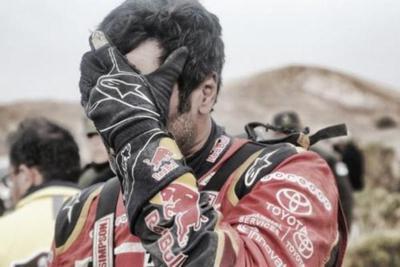 Al-Attiyah abandonó el Dakar