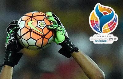 Modifican la sede y programa de partidos del Suda Sub-20