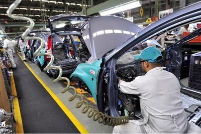 Vital industria automotriz de México, en la mira de Trump