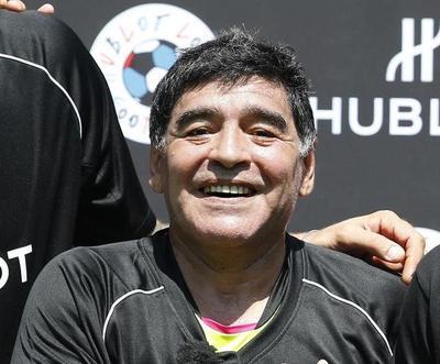 AFA: Maradona se reunirá el lunes con Infantino