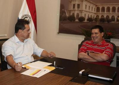 Presidente Cartes presidirá misión empresarial a Emiratos Árabes