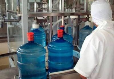 Dan 10 días de plazo a empresa que distribuía agua con coliforme fecal