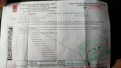 """Ciudadanos evidencian """"negocio"""" de la Opaci"""