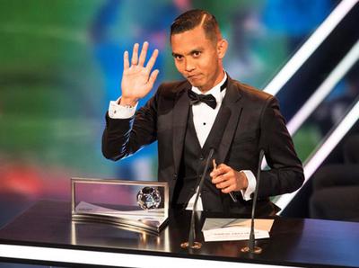 Faiz Subri ganó el premio Puskas