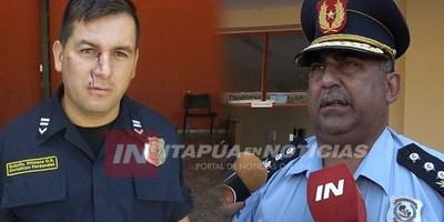 AGRESOR DE POLICÍA FUE DERIVADO AL CERESO