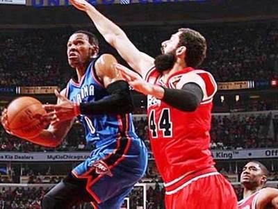 De la mano de Westbrook un gran triunfo