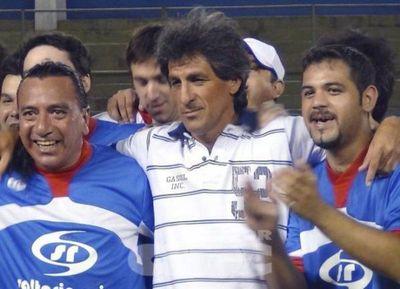 César Zabala, decepcionado del fútbol