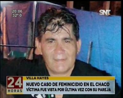 Ministerio Público ordena captura de sospechoso de feminicidio en Villa Hayes