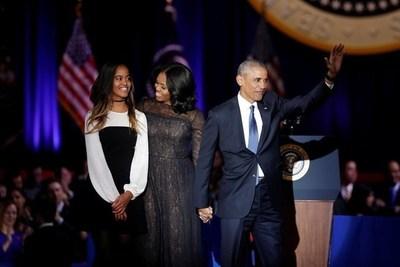 Obama se despide del pueblo americano instando a defender los valores de EEUU y rechazar la discriminación