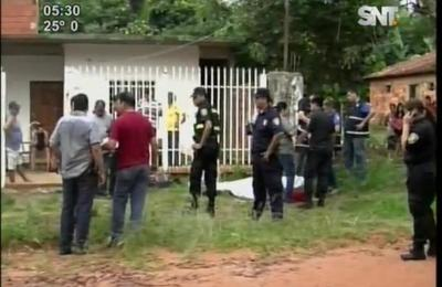 Titulares de la jornada: Homicidio en J.Augusto Saldivar