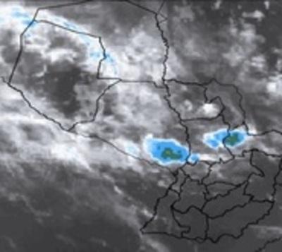 Alerta para el norte de la región Oriental y Bajo Chaco