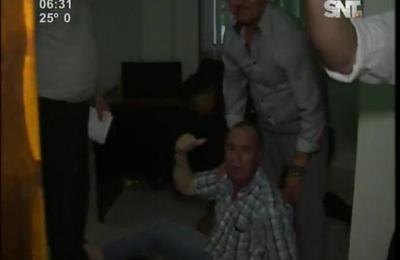 Incidentes se registraron en despacho de comisaría