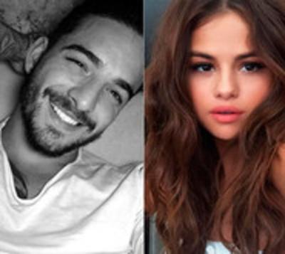 Maluma y Selena Gomez coquetean en redes sociales