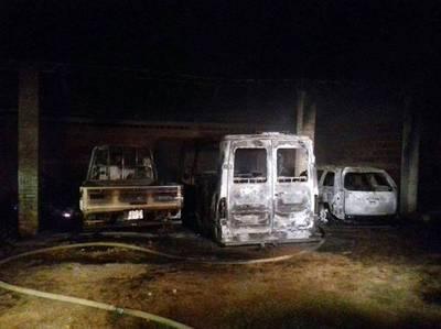 Presumen que incendio en Cottolengo fue provocado