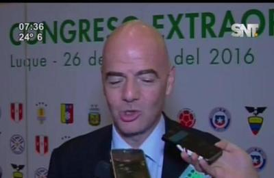 FIFA confirma Mundial con 48 selecciones