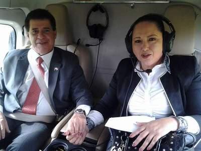 """""""Lo que más queremos es la reelección del presidente"""""""
