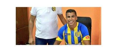 Carlos Bonet jugará la Libertadores con Capiatá