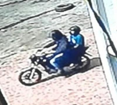 Identifican a motochorros sospechosos de crimen en J. Augusto Saldívar