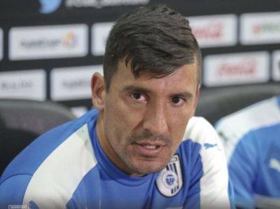 Edgar Benítez: Mo molesta no estar en la cancha