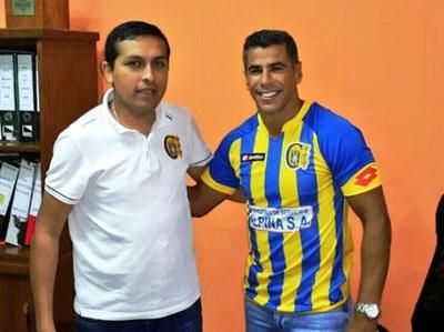 El experimentado futbolista acuerda con Deportivo Capiatá