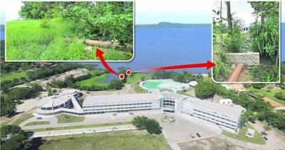 Geriátrico no tirará residuos cloacales al lago, aclara IPS