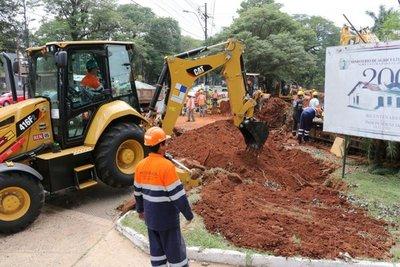 Obras de Metrobús llegan a UNA San Lorenzo