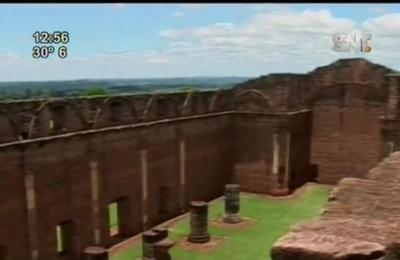 Ruinas jesuíticas interesante panorama