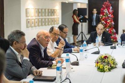 Se esperan visitas de Santos y Peña Nieto