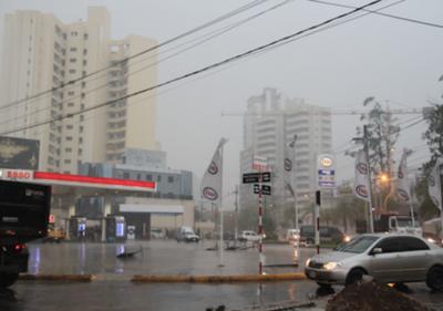Once departamentos están bajo alerta meteorológica