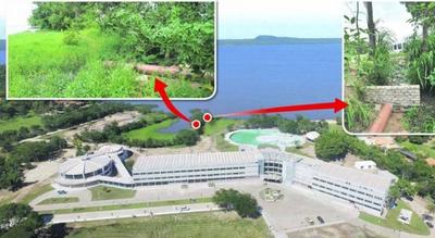 Niegan que el desagüe del IPS de San Bernardino contamine el Lago Ypakarai