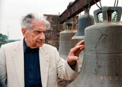 SEP saluda al centenario de Roa Bastos con un acto