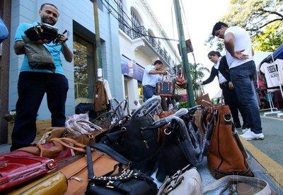 Calle Palma: 151 vendedores deben desalojar la calle