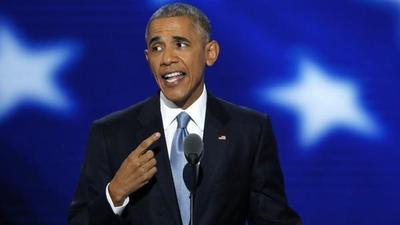 Obama resaltó los logros de su mandato