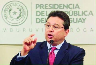 Ministro destaca la labor del empresariado local