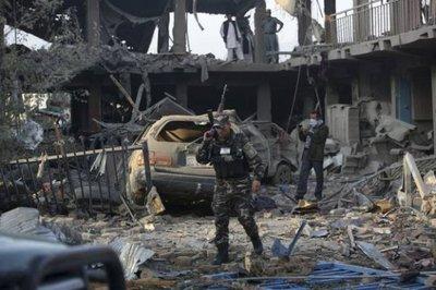 Paraguay condena los atentados terroristas en Afganistán
