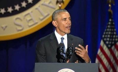 Obama dice que cubanos serán tratados igual que el resto de migrantes