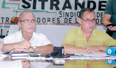 López M. prioriza negocios y no responde a ANDE