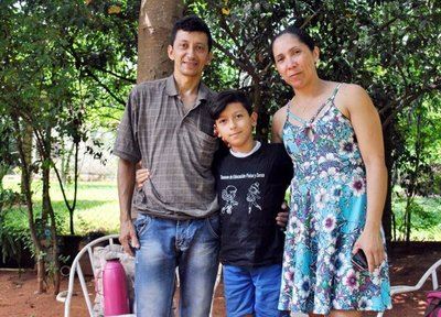 Talento paraguayo para el Bolshoi