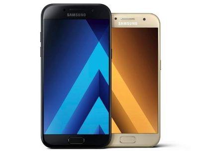 Samsung renueva la serie Galaxy A con tres móviles