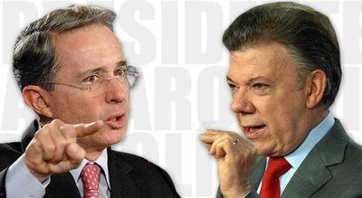 Expresidente Uribe pide investigar campaña de Santos por caso de corrupción