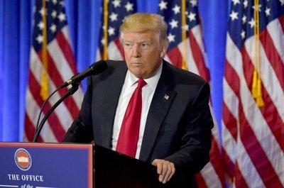 Trump promete un informe sobre el espionaje ruso antes de 90 días